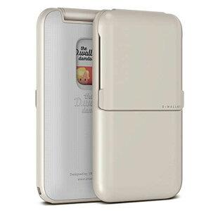 VRS DESIGN カードケース フリップ式 大容量 カードホルダー ネックストラップ 付 磁気防止 スキミング防止 カード 付 D.Wallet Folder Plain [ 各種 クレジットカード/名刺 サイズ 対応 パスケース ]