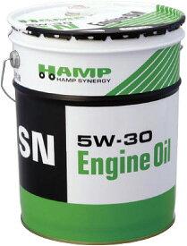 【在庫限り】【同梱不可】ホンダ HAMPエンジンオイル SN 5W−30 20L缶