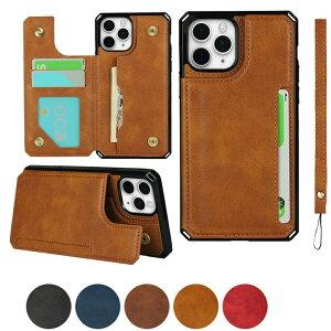 iPhone 12 ケース iPhone 12 mini ケース iPhone11 Pro ケース iPhone11 Pro Max ケース カバー case アイフォン 11 12 ンプロ マックス ミニ 携帯カバー 本革 本皮 レザー 背面カード収納 背面手帳 手帳型 カード