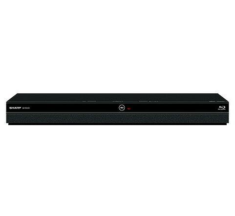 10月23日より出荷500GBシャープ「シングルチューナータイプ」アクオスブルーレイ BD-NS510