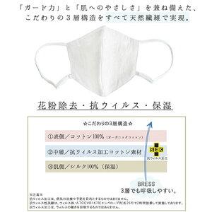 ファブリックケアマスク 抗ウィルス 花粉除去 肌側シルク100% 布マスク 肌にやさしい かわいい おしゃれ 洗える 耳が痛くならない 日本製