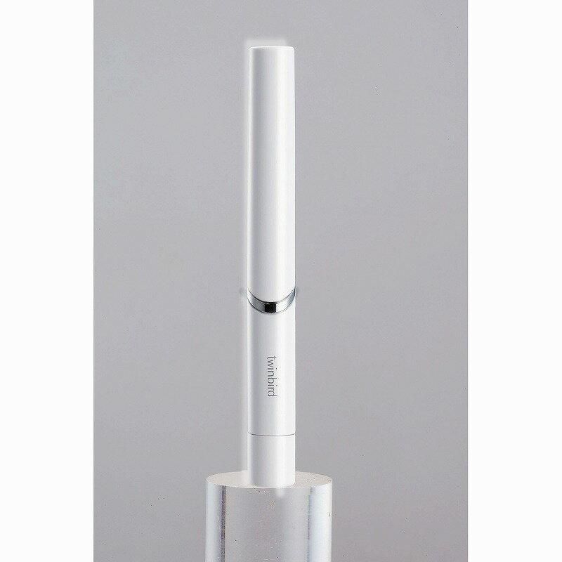 楽天最安値に挑戦!【新品】ツインバード音波振動歯ブラシBD-2741Wホワイト