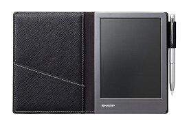 【新品】SHARP シャープ電子ノートノート最大5000ページカラー:ブラック系WG-S50