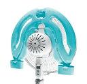 【新品】【送料無料!】ホノベ電機ひえひえくん2リビング扇風機用クールウィンド保冷剤/氷枕RD-DH030