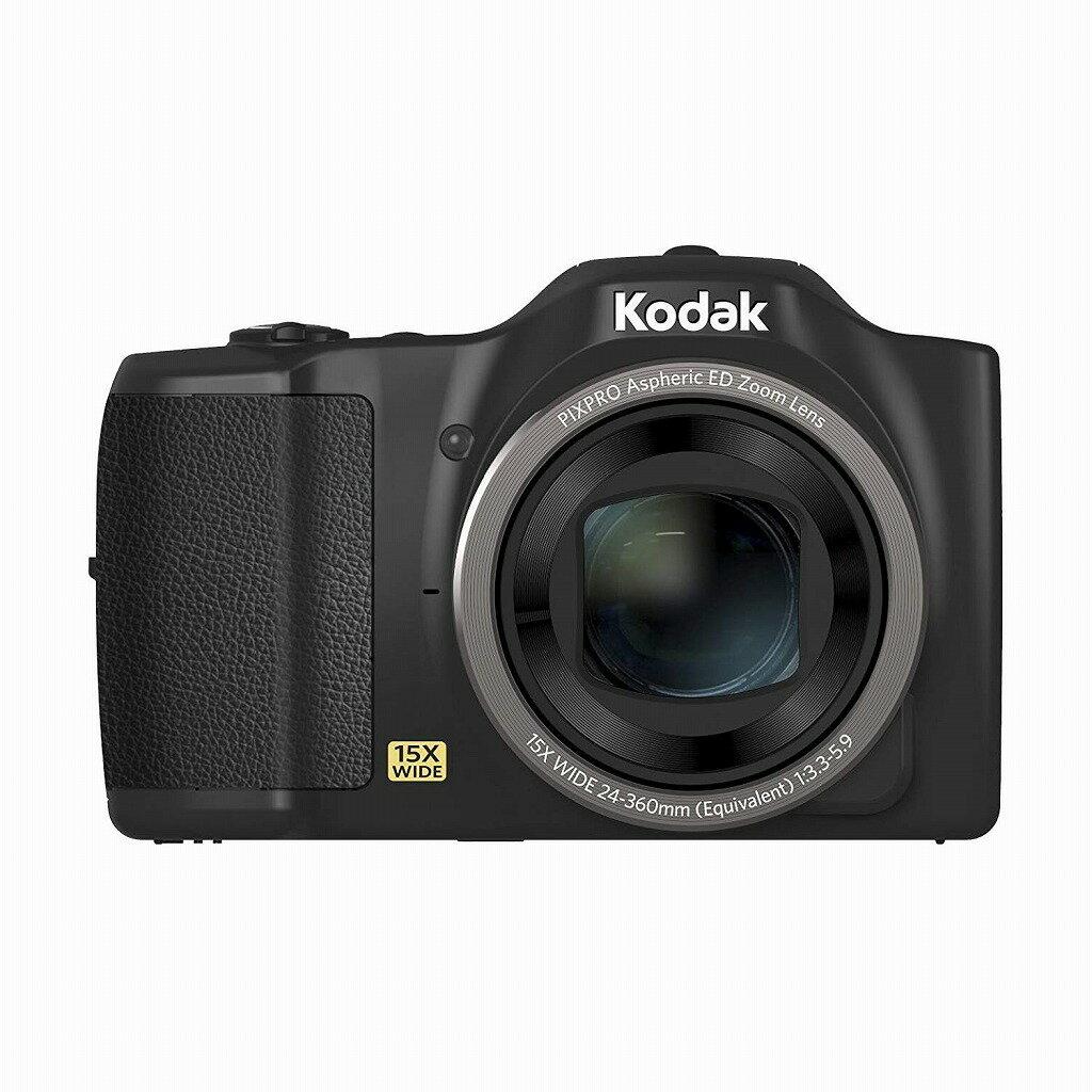 楽天最安値に挑戦!Kodak/コダックデジタルカメラ PIXPROFZ152-BK2Aブラック