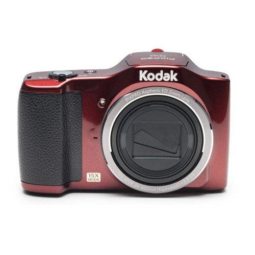 楽天最安値に挑戦!【新品】Kodak/コダックデジタルカメラ PIXPROFZ152-RDレッド
