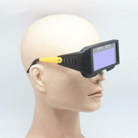 自動遮光溶接面 ゴーグル型−型番:G01 新品 1本