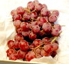 智利從紅地球葡萄 (和胸部 WH guroobu 葡萄) 4 公斤豪華酒和甜葡萄的種類和 ' P27Mar15