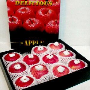 りんご 世界一りんご(せかいいちりんご)青森産 約5kg 超大玉8〜11個入り 化粧箱 林檎 アップル 母の日※希少品のためお時間頂戴することがございます【ラッキーシール対応】