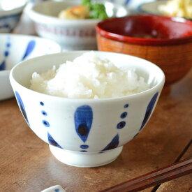 【砥部焼 陶房遊】あまつぶの茶碗(小)