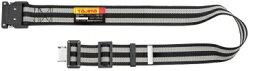 【タジマ TAJIMA】新規格安全帯 胴ベルトアルミワンタッチ黒バックルボーダー柄BWM-125(Mサイズ) BWL-145(Lサイズ)胴ベルト50mm幅125・145cm赤・白・ピンクBRE・BWH・BPI