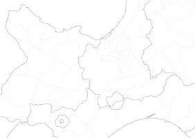 世界白地図パネル(B1判)