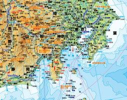 日本拡大図