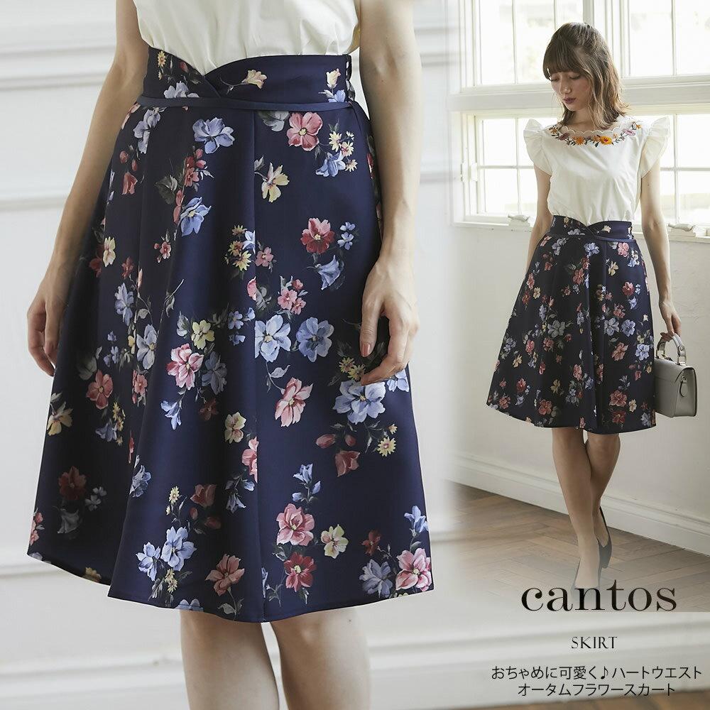 【cantos カントス】tocco closet (トッコクローゼット) Collection《Autumn Flower Fair》