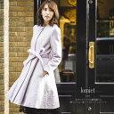 【lomiet ロミート】tocco closet(トッコクローゼット) Collection宮田聡子さんはアイスグレー着用