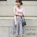 【michery ミシェリー】 tocco closet (トッコクローゼット) collection※身長166cm