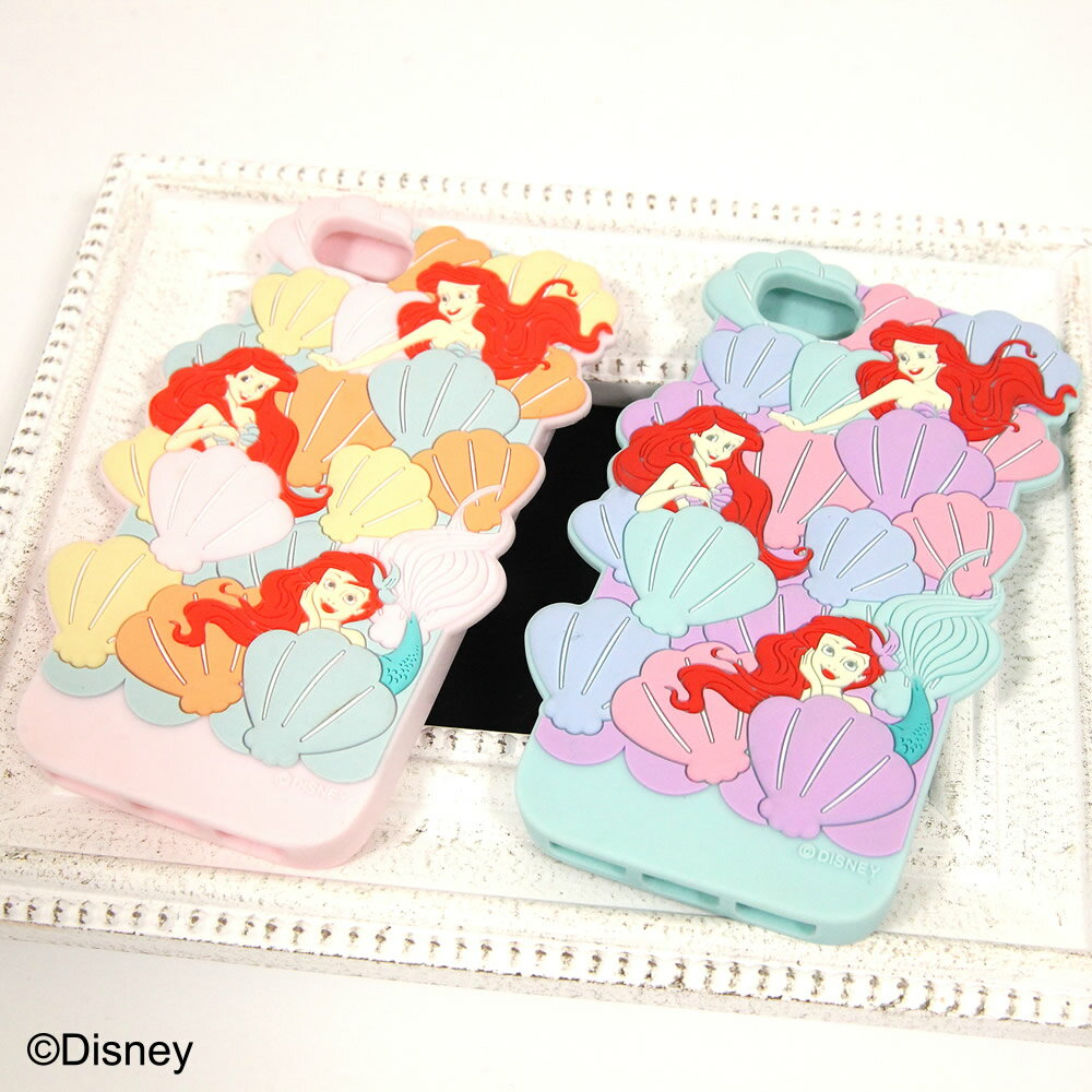 tocco closet【ディズニーコレクション】iPhoneケース(〜In the shell〜The little MERMAID ver)