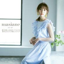 【masianeマシアン】toccocloset(トッコクローゼット)Collection※堀田茜さんはネイビー着用