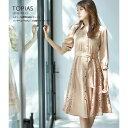 【topias トピアス】tocco closet(トッコクローゼット) Collection 美香さんはキャメル着用≪tocco closet luxe≫