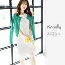 【rinaelly リネリー】tocco closet(トッコクローゼット) Collection 泉里香さんはオフホワイト着用《Flower & Lace…