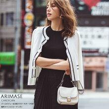 【arimaseアリマス】toccocloset(トッコクローゼット)Collection美香さんはアイボリー着用
