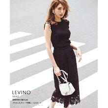 【levinoレヴィーノ】toccocloset(トッコクローゼット)Collection美香さんはブラック着用