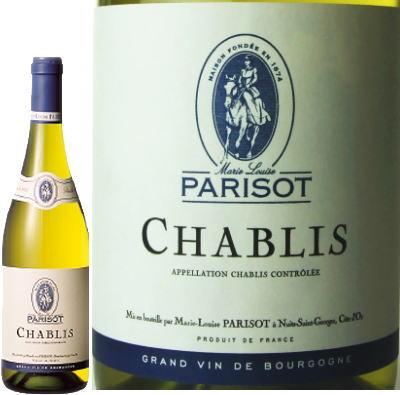 マリー・ルイズ・パリゾシャブリ白ワイン750mlフランス産ブルゴーニュ地方辛口