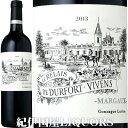 ル・ルレ・ド・デュルフォール・ヴィヴァン [2016] 赤ワイン フルボディ 750ml/フランス ボルドー オー・メドック AOCマルゴー Le Relais de Durfort-Vivens セカンド・ワイン