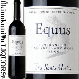 ヴィーニャ サンタ マリーナ エクウス [2015]赤ワイン ミディアムボディ 750mlスペイン エレトレ マドゥーラ州 VdTVINA SANTA MARINA EQUUS