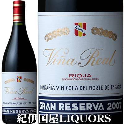 クネビーニャ・レアル グラン・レセルバ [2011]赤ワイン フルボディ 750ml スペイン リオハ アラベサ DOCa リオハCune Rioja Vina Real Gran Reserva ワインの最高峰!【あす楽】
