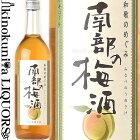 和歌のめぐみ南部の梅酒720ml世界一統【和歌山県産】【果実酒】