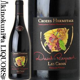 クローズ エルミタージュ レ クロワ [2016] 赤ワイン フルボディ 750ml / フランス 北ローヌ地方 AOC クローズ エルミタージュドメーヌ レ ブルイエール ダヴィッド レイノー DOMAINE LES BRUYERES DAVID REYNAUD CROZES HERMITAGE LES CROIX
