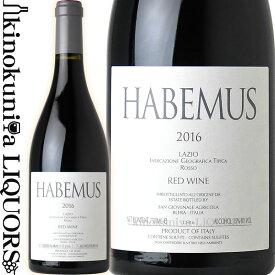 サン ジョヴェナーレ / アベームス [2017] 赤ワイン フルボディ 750ml / イタリア IGTラツィオ SAN GIOVENALE HABEMUS