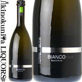 テッレ デイ ブース / フリッツァンテ ビアンコ [NV] スパークリングワイン 白 750ml / イタリア ヴェネト TERRE DEI BUTH FRIZZANTE BIANCO (CROWN CAP) ヴィーガン認証 オーガニック [まとめ買い]