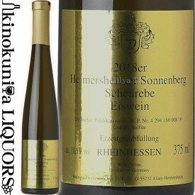 ハイマースハイマー ゾンネンベルク ショイレーベ アイスヴァイン [2018] 白ワイン 極甘口 375ml / ドイツ ラインヘッセン アイスヴァイン ハインフリート デクスハイマー HEINFRIED DEXHEIMER Heimersheimer Sonnenberg Scheurebe Eiswein アイスワイン