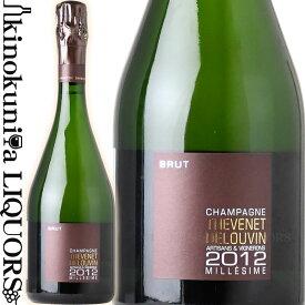 テヴネ ドルーヴァン / レ キャトル セゾン ブリュット ミレジム [2012] スパークリングワイン 白 辛口 750ml / フランス シャンパーニュ Thevenet Delouvin Les Quatre Saisons Brut Millesime シャンパン Champagne