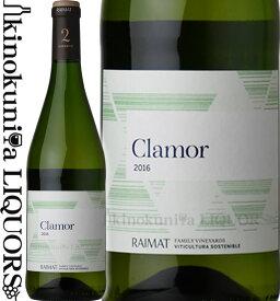 【家飲み応援セール】ライマット / クラモール ブランコ [2016] 白ワイン 辛口 / スペイン カタルーニャ州 D.O.コステルス デル セグレ RAIMAT Clamor Blanco