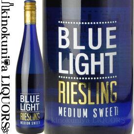 【家飲み応援セール】ブルー ライト リースリング ミディアム スイート 白/750ml/2016/白/やや甘口/ドイツ ラントヴァイン/BLUE LIGHT