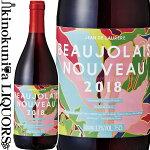 ジャン・ド・ロレールボージョレ・ヌーヴォ[2018]赤ワインライトボディ750mlフランスブルゴーニュ地方AOCボジョレーボジョレー・ヌーヴォー新酒2018年11月15日解禁!BeaujolaisNouveau2018