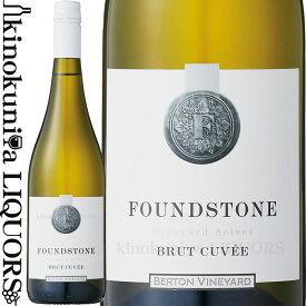 ファウンド ストーン ブリュット キュヴェ [NV] スパークリングワイン 白 辛口 750ml / オーストラリア サウス イースタン オーストラリアG.I. バートン ヴィンヤーズ Found Stone Brut Cuvee