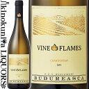 ヴァイン・イン・フレイム シャルドネ [2017][2018] 辛口 白ワイン 750ml/ルーマニア ムンテニア デアル・マーレ D.O.C.デアル・マーレ/Viile Budureasca ヴィル・ブドゥレアスカ Vine in Flames Chardonnay