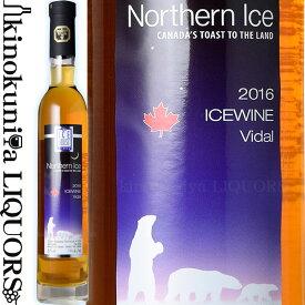 ノーザン アイス ヴィダル アイスワイン [2018] 白ワイン 極甘口 375ml / カナダ オンタリオ ザ・アイスハウスワイナリー The Ice House Winery Northern Ice Vidal Icewine