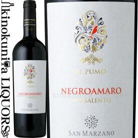 サン・マルツァーノ / イル・プーモ ネグロアマーロ [2018] 赤ワイン フルボディ 750ml / イタリア プーリア サレント サレントI.G.P. San Marzano vini S.p.A. Il Pumo Negroamaro