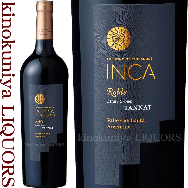 """インカ タナ [2016]赤ワイン フルボディ 750mlアルゼンチン バジェス・カルチャキエス ( カルチャキ・バレー )Tannat """"Inca"""""""