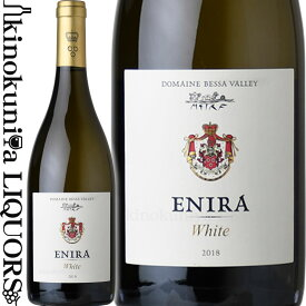 エニーラ ホワイト [2018] 白ワイン 辛口 750ml / ブルガリア パザルジク州 ラ モンドットを所有するステファン フォン ナイペルグ伯爵がブルガリアで醸した ENIRA WHITE