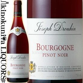 メゾン ジョゼフ ドルーアン / ブルゴーニュ ピノ ノワール [2017] 赤ワイン ミディアムボディ 750ml / フランス ブルゴーニュ AOCブルゴーニュ Maison Joseph Drouhin Bourgogne Pinot Noir ピノ・ノアール
