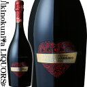 チェヴィコ/グランディ・コルディス ランブルスコ・ドルチェ[NV] 赤ワイン 微発泡 スパークリング やや甘口 750ml イタリア エミリア・ロマーニャ レッジアーノ DOC Lambrusco Dolce ランブルスコの名門が造る大いなる情のドルチェ