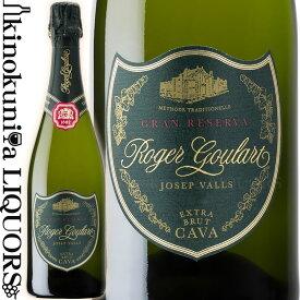 ロジャーグラート / カバ グラン・レセルバ ジョセップ・ヴァイス [2013][2014] 白 スパークリングワイン 辛口 750ml / スペイン ペネデス DOカヴァ グランレゼルヴァ Roger Goulart Cava Gran Cuvee Josep Valls