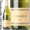ドメーヌ フィリップ シャルロパン パリゾ / シャブリ [2011] 白ワイン やや辛口 750ml / フランス ブルゴーニュ シャブリ Domaine Philippe CHARLOPIN PARIZOT Chablis