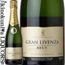 グラン・リベンサ ブリュット [NV] 白 スパークリングワイン 辛口 750ml/スペイン カバD.O. Gran Livenza Brut NV【スパークリング 泡 発泡】シャンパーニュと同じ瓶内2次醗酵のカヴァ CAVA【あす楽】